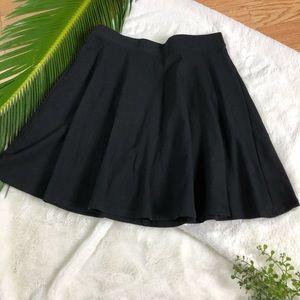 Forever 21 Skater Mini Skirt